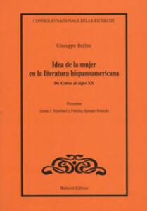 Idea de la mujer en la literatura hispanoamericana