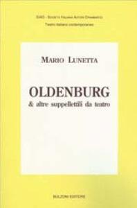 Oldenburg e altre suppellettili da teatro