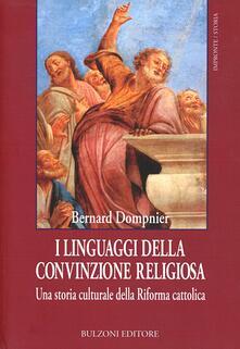 Daddyswing.es I linguaggi della convinzione religiosa Image