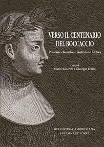 Studi ambrosiani di italianistica (2014). Vol. 4: Verso il centenario del Boccaccio.