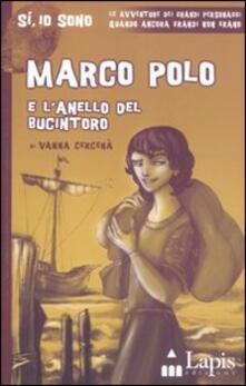 Winniearcher.com Marco Polo e l'anello del Bucintoro Image