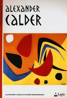 Alexander Calder. Con adesivi.pdf