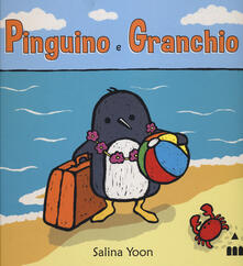 Daddyswing.es Pinguino e granchio. Ediz. illustrata Image
