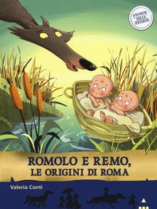 Antondemarirreguera.es Romolo e Remo, le origini di Roma. Storie nelle storie Image