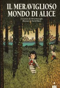 Il meraviglioso mondo di Alice - Silvia Roncaglia - copertina