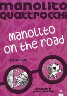 Ristorantezintonio.it Manolito on the road. Manolito Quattrocchi Image