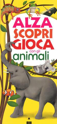 Rallydeicolliscaligeri.it Alza scopri gioca con gli animali Image