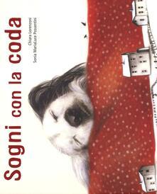 Sogni con la coda - Chiara Lorenzoni - copertina