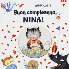Voluntariadobaleares2014.es Buon compleanno, Nina! Image