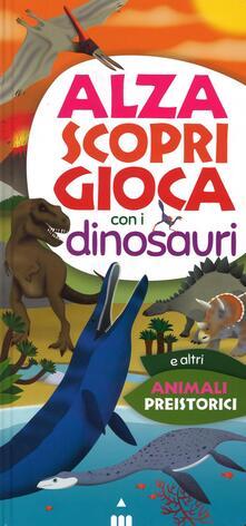 Steamcon.it Alza scopri gioca con i dinosauri Image