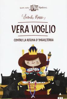 Voluntariadobaleares2014.es Vera Voglio contro la regina d'Inghilterra Image