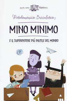 Squillogame.it Mino Minimo e il superpotere più inutile del mondo Image
