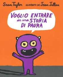 Lpgcsostenible.es Voglio entrare in una storia di paura. Ediz. a colori Image