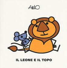 Parcoarenas.it Il leone e il topo. Le mini fiabe di Attilio. Ediz. a colori Image
