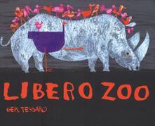 Equilibrifestival.it Libero zoo. Ediz. a colori Image