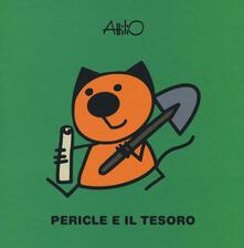 Antondemarirreguera.es Pericle e il tesoro. Le ministorie di Attilio. Ediz. a colori Image