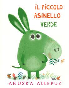 Aboutschuster.de Piccolo Asinello verde. Ediz. illustrata Image