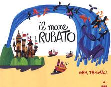 Vitalitart.it Il mare rubato. Ediz. a colori Image