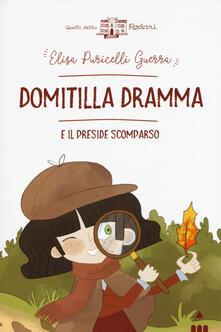 Squillogame.it Domitilla Dramma e il preside scomparso Image