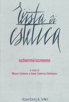 Winniearcher.com Rivista di estetica. Vol. 55: Schermi/screens. Image