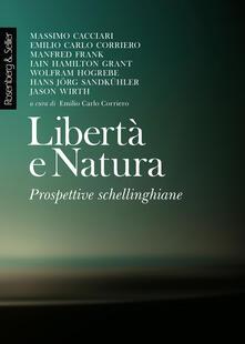 Camfeed.it Libertà e natura. Prospettive schellinghiane Image