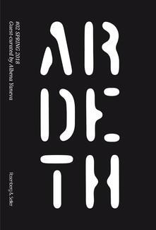 Warholgenova.it Ardeth (2018). Vol. 2 Image