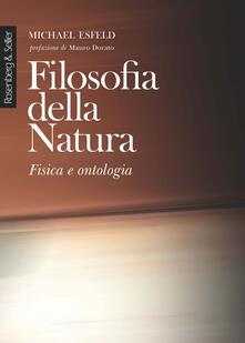 Amatigota.it Filosofia della natura. Fisica e ontologia Image