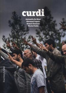 Curdi - Antonella De Biasi,Giovanni Caputo,Kamal Chomani - copertina