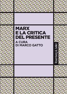 Libro Marx e la critica del presente