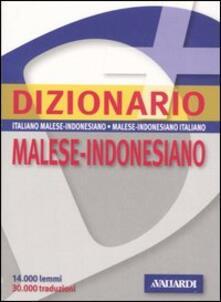 Winniearcher.com Dizionario malese-indonesiano. Italiano-malese-indonesiano, malese-indonesiano-italiano Image