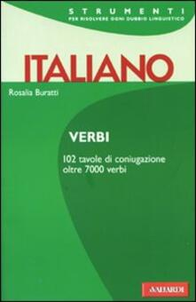 Winniearcher.com Italiano. Verbi Image