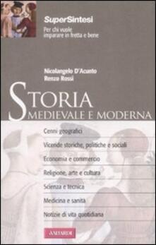 Equilibrifestival.it Storia medievale e moderna Image