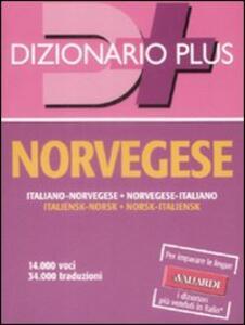 Dizionario norvegese. Italiano-norvegese, norvegese-italiano