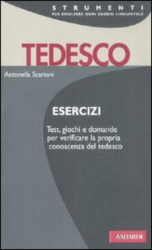 Steamcon.it Tedesco. Esercizi Image