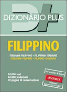 Ipabsantonioabatetrino.it Dizionario filippino Image