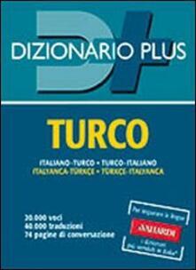 Antondemarirreguera.es Dizionario turco plus Image
