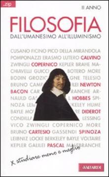 Listadelpopolo.it Filosofia. Vol. 2: Dall'Umanesimo all'Illuminismo. Image
