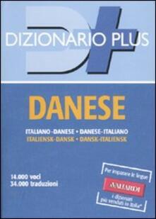 Cocktaillab.it Dizionario danese. Italiano-danese, danese-italiano Image