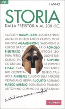 Storia. Vol. 1: Dalla preistoria al 200 d. C...pdf