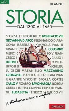 Camfeed.it Storia. Vol. 3: Dal 1300 al 1650. Image
