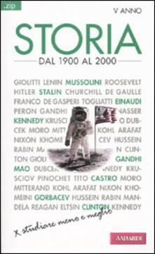 Storia. Vol. 5: dal 1900 al 2000..pdf