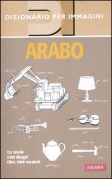 Promoartpalermo.it Arabo. Dizionario per immagini Image