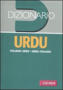 Recuperandoiltempo.it Dizionario urdu. Italiano-urdu, urdu-italiano Image