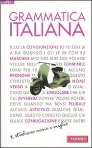 Libro Grammatica italiana