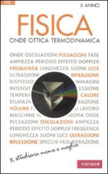 Camfeed.it Fisica. Vol. 2: Onde, ottica, termodinamica. Image
