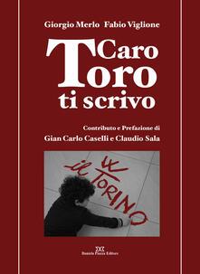 Promoartpalermo.it Caro Toro ti scrivo Image