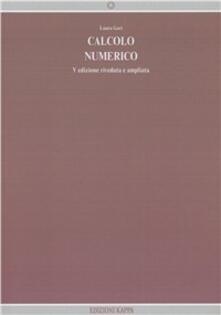 Osteriacasadimare.it Calcolo numerico Image