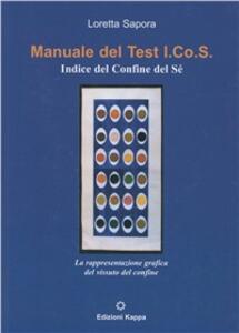 Manuale del test ICOS. La rappresentazione grafica del vissuto del confine
