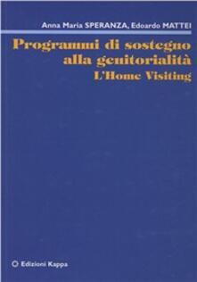Valentinavalontano.it Programmi di sostegno alla genitorialità. L'home visiting Image