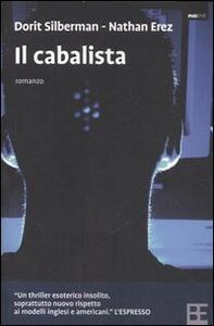 Il cabalista - Dorit Silberman,Nathan Erez - copertina